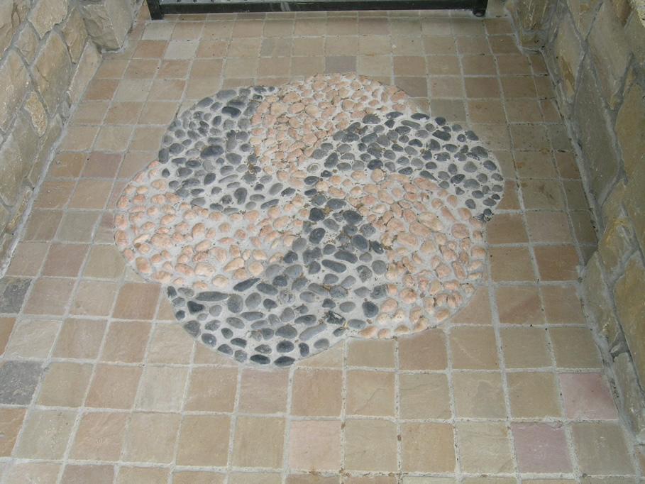 Rosoni e disegni per decorazione pavimenti in pietra cava bettoni - Decori per pavimenti ...
