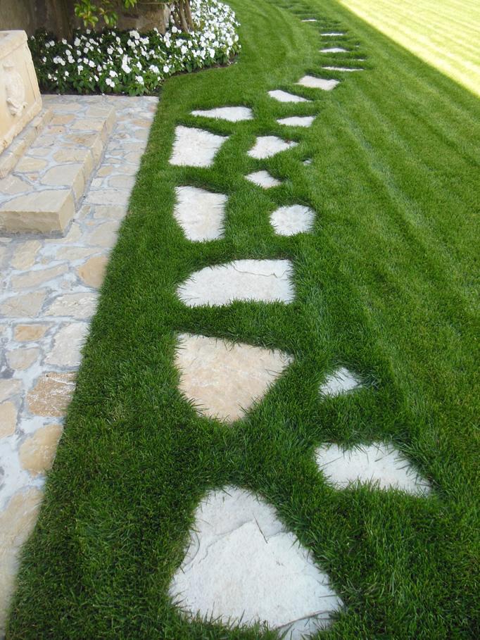 Pietre per giardini pietre per giardino il pavimenti in for Pietre per giardino zen